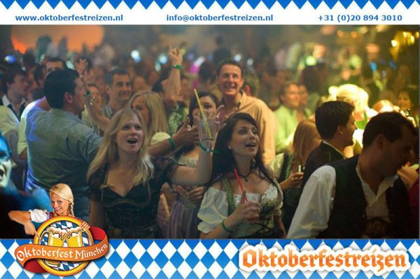 Afterparty Oktoberfestavond